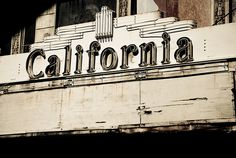 old theatre in downtown San Diego. photo by MissMae