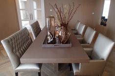 Dining Bench, Dining Room, Dark Interiors, Decoration Table, New Homes, Luxury, House, Furniture, Holland Park