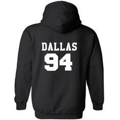 Cameron Dallas 94 Hooded Sweatshirt - 210 Kreations  - 1