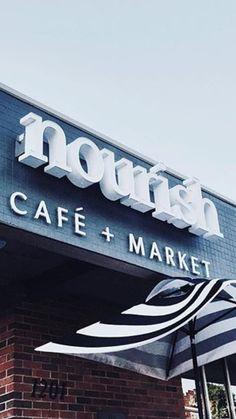 The Birth of Nourish Cafe & Market | Columbia MO