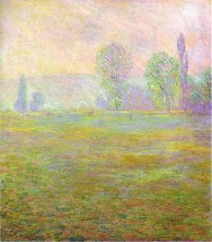 Monet, Meadows at Giverny