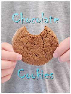 Chocolate cookies http://sweetheartsweets.blogspot.com/2014/08/gastrosfera-socni-cokoladni-keksi-chewy.html