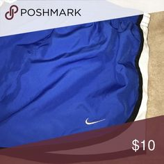 Blue Nike pro running shorts Size small. Nike pro blue running shorts Nike Shorts