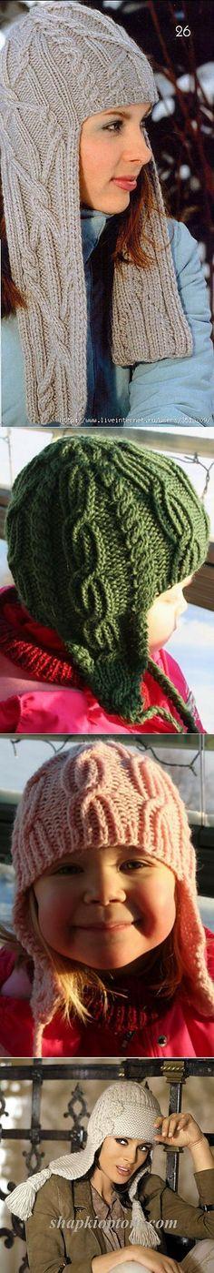 вязание спицами - Самое интересное в блогах