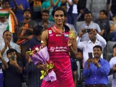 Indian badminton star PV Sindhu thanks sports ministry for recommending her name for Padma Bhushan Celebrity Photos, Celebrity News, P V Sindhu, Olympic Champion, Use Case, Celebs, Celebrities, Badminton, Olympics