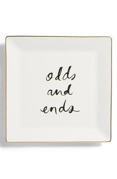 kate spade new york odds & ends' tray