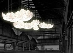 CUMULUS LIGHT CANOPY By Steven Haulenbeek