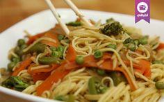 Vegetable Noodles  نودلز بالخضار