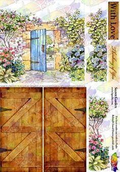 La Pashe Behind Closed Doors - Secret Garden