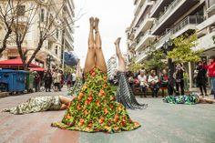 festival performance: Clarice Lima, Arvores (Trees)