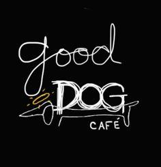 Good Dog Cafe Logo by TKfranklinART, via Flickr