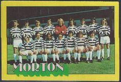 Morton team group in 1974.
