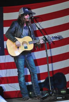 Jaren Johnston of The Cadillac Three at The Boot Grill in Loveland