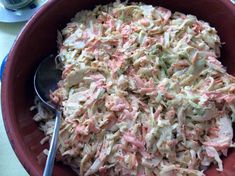 My Secret Ingredient Coleslaw Uses celery seed, apple cider vinegar, onion, carrots, apple (PD) Mustard Coleslaw Recipe, Southern Coleslaw, Pineapple Coleslaw, Pulled Pork Recipes, Everyday Dishes, Vegetable Salad, Vegetable Dishes, Soup And Salad, Salad Recipes