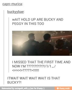 It's a bit too blurry for me to be sure about anything...but I wouldn't put it past Marvel to break my heart like that