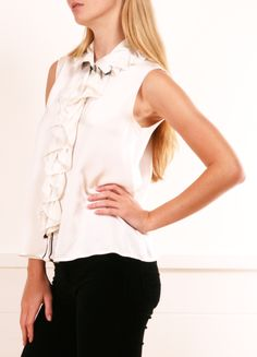 SUNNER BLOUSE @Michelle Coleman-HERS