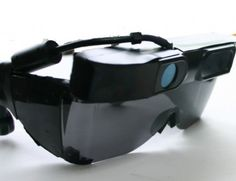 There's a company that's working on a visor to help those with tunnel vision to see the full picture of what they could see without tunnel vision. It's still in the development phases but looks interesting.