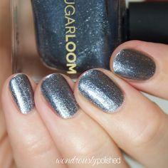 Sugarloom Cosmetics - Swatches, Review & Nail Art