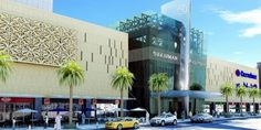shopping mall entrance design - Google Search
