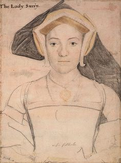 Hans Holbein the Younger - Frances, Countess of Surrey RL 12214 - Frances de Vere, Countess of Surrey - Wikipedia African American History, British History, Asian History, Black History, Hans Holbein Le Jeune, Dinastia Tudor, Tudor Style, Elisabeth I, Hans Holbein The Younger