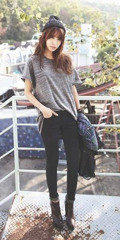 Dahong - Ji Won - Korean Fashion - Korean Style