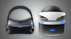 Samsung Gear VR (2017) vs. Sony PlayStation VR  If you want a virtual reality setup, but aren't willing to pay top dollar for a PC-based system, then you're left with either mobile or console-based VR. #playstation