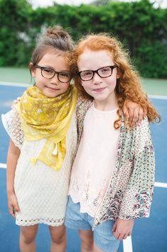 Jonas Paul Eyewear Kid's Glasses // inspired eyewear for children // www.jonaspauleyew...