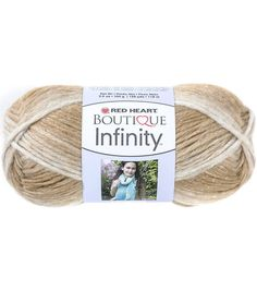 Red Heart Boutique Infinity Yarn