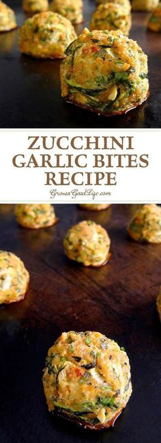 This tasty recipe combines shredded zucchini with garlic. This tasty recipe combines shredded zucchini with garlic Parmesan cheese fresh herbs and is served with a marinara dipping sauce for an Italian inspired twist. Veggie Recipes, Appetizer Recipes, Vegetarian Recipes, Cooking Recipes, Healthy Recipes, Delicious Recipes, Shredded Zucchini Recipes, Party Appetizers, Jalapeno Recipes