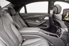 The Mercedes-Benz S Class #carleasing deal | One of the many cars and vans available to lease from www.carlease.uk.com