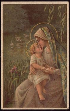 Blessed Mother                                                       …
