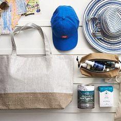 You can now shop select current season favorites on @OneKingsLane #Spring #Totes #BeachBag #MadeInNYC #ChristenMaxwell | photo credit @onekingslane