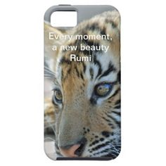 Rumi - Every moment, a new beauty - iPhone 4s 5s 6s case