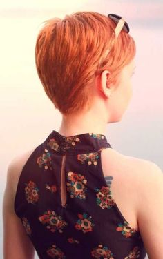 Chic Pixie Haircut - Very Short Hairstyles for Women