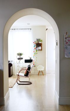 cakie's french-inspired space / sfgirlbybay