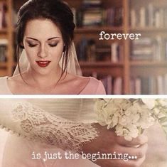 Forever is just the beginning -  via Fanpop