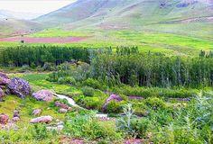 River valley, Bilchirag, Faryab Province