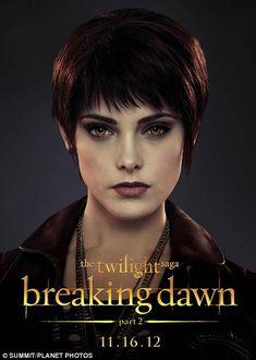 Breaking Dawn part 2. Ashley Greene as Alice Cullen.