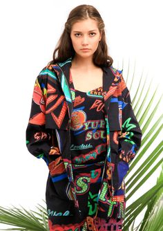 love this awesome designer sale Parka, Designer Sale, Bomber Jacket, Neon, Street, Summer, Jackets, Stuff To Buy, Awesome
