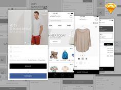 Anri Kit - E commerce free  by Ghevond Matevosyan