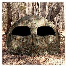 Big Game Treestands Quantum Spring Steel Ground Blind   Bass Pro Shops: The Best Hunting, Fishing, Camping & Outdoor Gear
