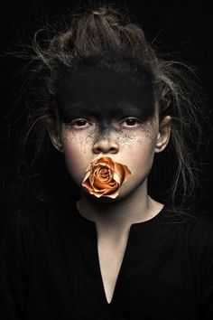 Myth-Inspired Child Portraits - Persephone by Max Eremine Takes on the Changing of Seasons (GALLERY)