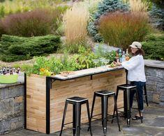Image result for garden bar