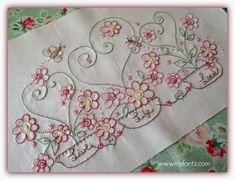 Early in January I had an idea...and so I began to draw. Fabrics were chosen, patterns were traced, threads prepared.     Over the next fou...
