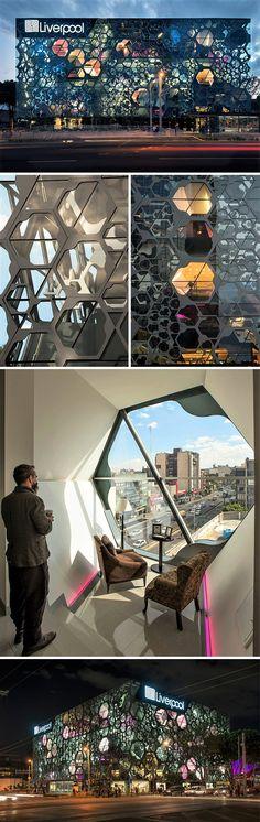 Liverpool Department Store | Rojkind Arquitectos