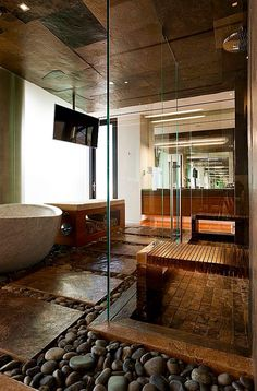 Zen Master Bath More