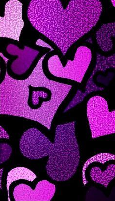 Purple wallpaper, heart wallpaper, hello kitty wallpaper, wallpaper for y. Pretty Phone Wallpaper, Hello Kitty Wallpaper, Heart Wallpaper, Purple Wallpaper, Love Wallpaper, Cellphone Wallpaper, Pretty Wallpapers, Colorful Wallpaper, Galaxy Wallpaper