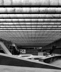 miguel fisac architecture Centro de Estudios Hidrograficos - Google Search