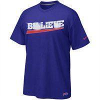 NEW ARRIVAL: You just gotta Billieve! Check out the Nike Buffalo Bills Local T-Shirt!