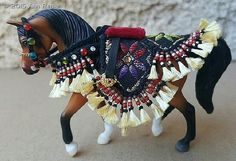 Stablemate Arabian tack by Ann Remo